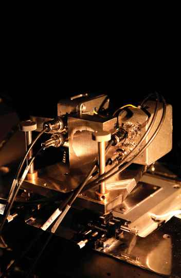 Nanoespectrômetro: visualização de átomos e moléculas em alta definição