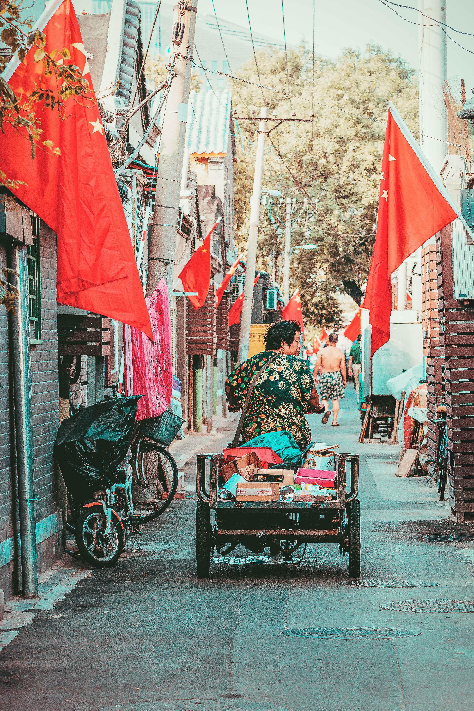 China tem aproximadamente 1,4 bilhões de habitantes e 95 milhões deles são filiados ao Partido Comunista