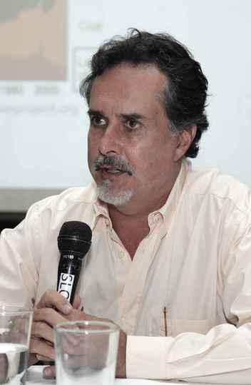 Britaldo Silveira Soares Filho, professor do Departamento de Cartografia