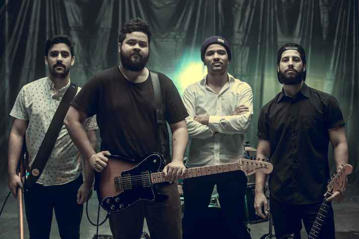 Banda santista Zimbra chega a BH com o show do 3º disco: Verniz