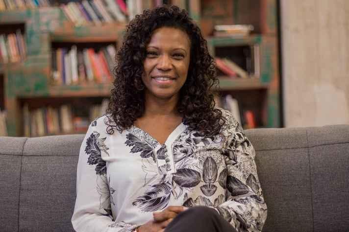 Empresária Eliane Dias