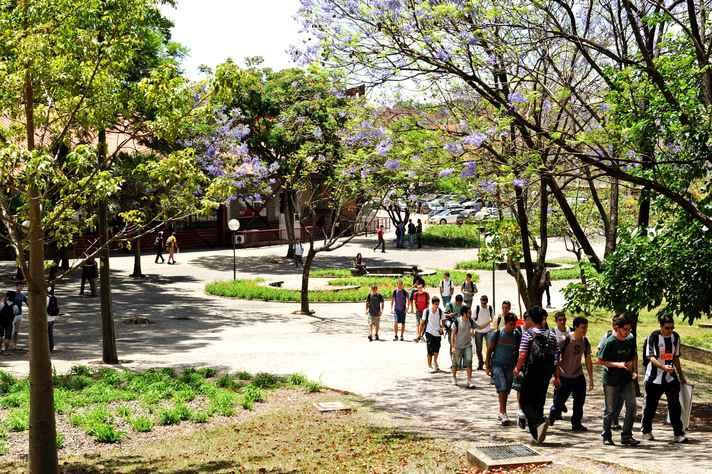 Campus Pampulha da UFMG