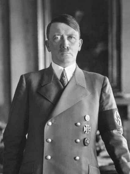 Adolf Hitler: líder do nazismo alemão