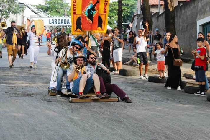 Mundialito de Rolimã do Abacate leva diversão às ruas do Salgado Filho, na foto a edição de 2018