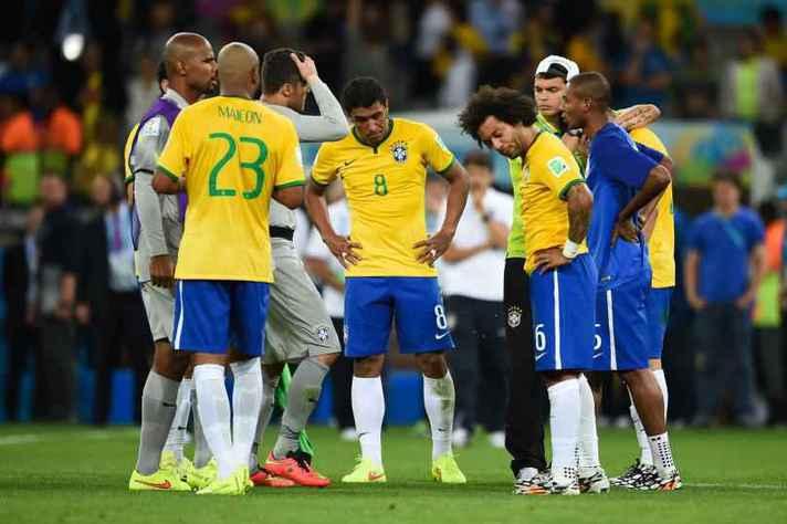 Goleada histórica sofrida pelo Brasil na semifinal da Copa do Mundo de 2014 é tema do epílogo do livro