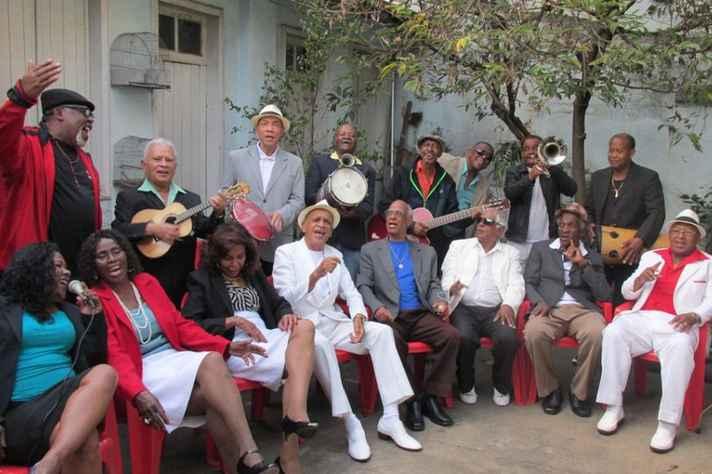 Velha Guarda do Samba de BH interpreta clássicos do samba mineiro no Centro Cultural