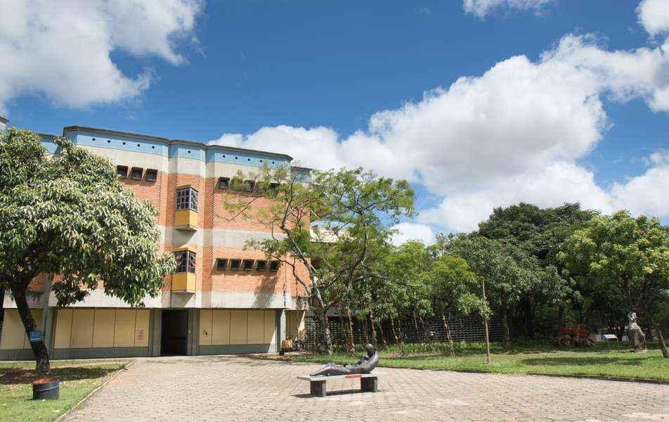 Estagiários exercerão suas atividades na unidade da Escola de Belas Artes da UFMG