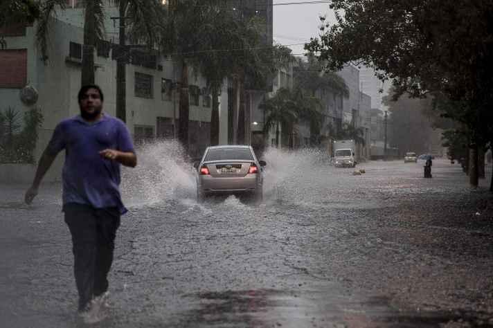 Chuvas intensas causam aumento na incidência de doenças