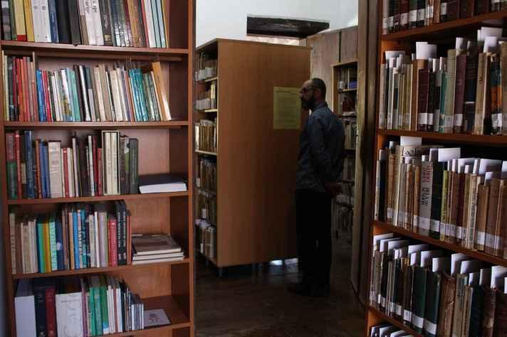 Centro de Estudos e Biblioteca: acervo de cinco intelectuais brasileiros e documentos de arquivos europeus