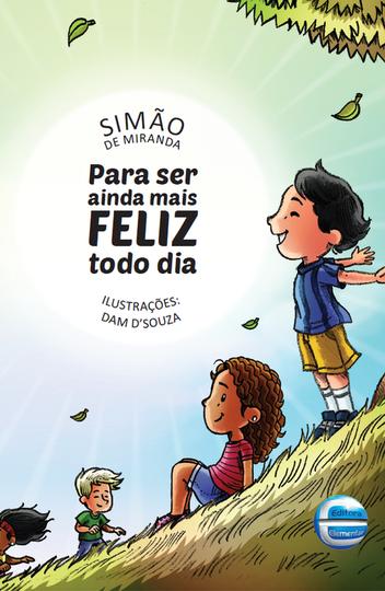 Capa do livro Para ser ainda mais feliz todo dia