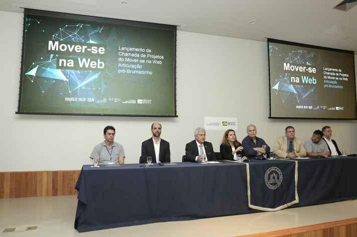 Lançamento do Projeto reuniu parceiros no auditório do CAD3