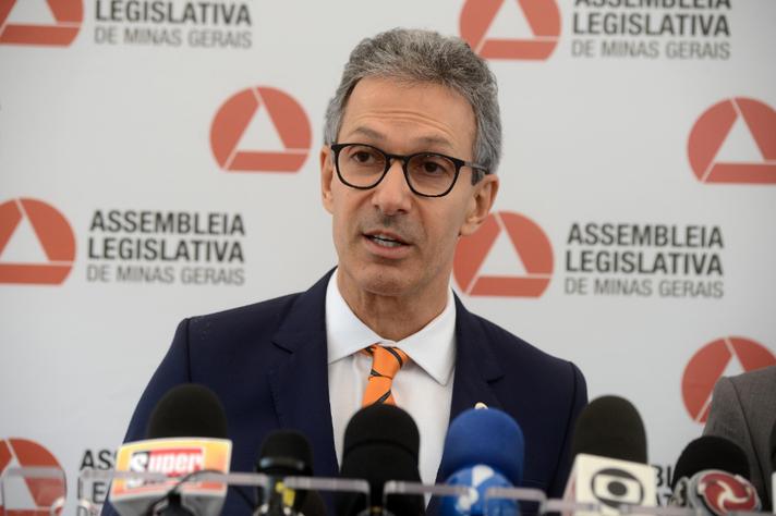 Romeu Zema enfrenta dificuldades na articulação com a Assembleia Legislativa