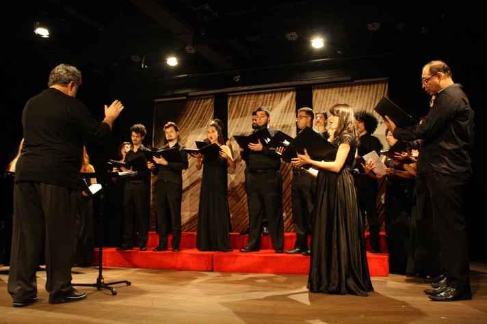 Um do concertos de Natal do Ars Nova será realizado no auditório da Reitoria