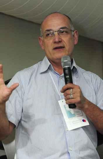 O arqueólogo André Luís Ramos Soares, professor da UFSM