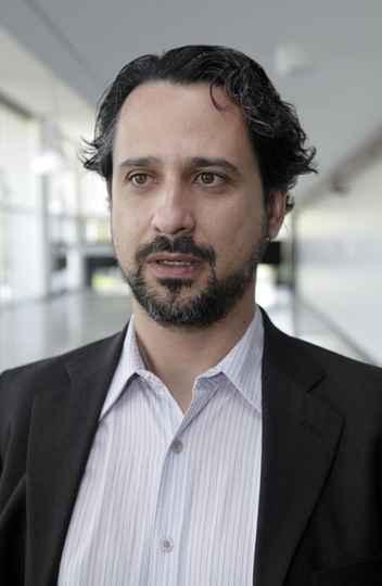 Alexandre Cunha, professor da Face