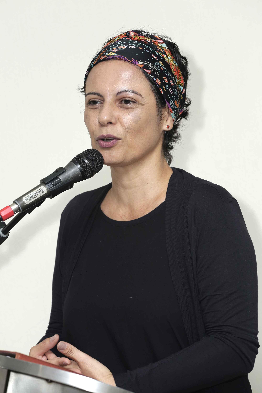 A pró-reitora de extensão, Cláudia Mayorga, coordena a Cátedras pela UFMG