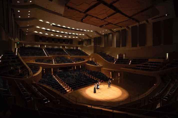 Sala Minas Gerais recebe concertos de câmara da Filarmônica