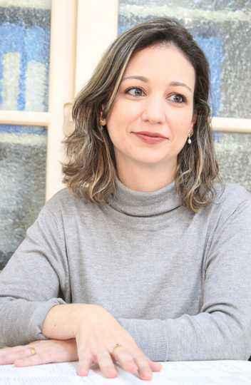 Karoline Carmona estudou superidosos em MG