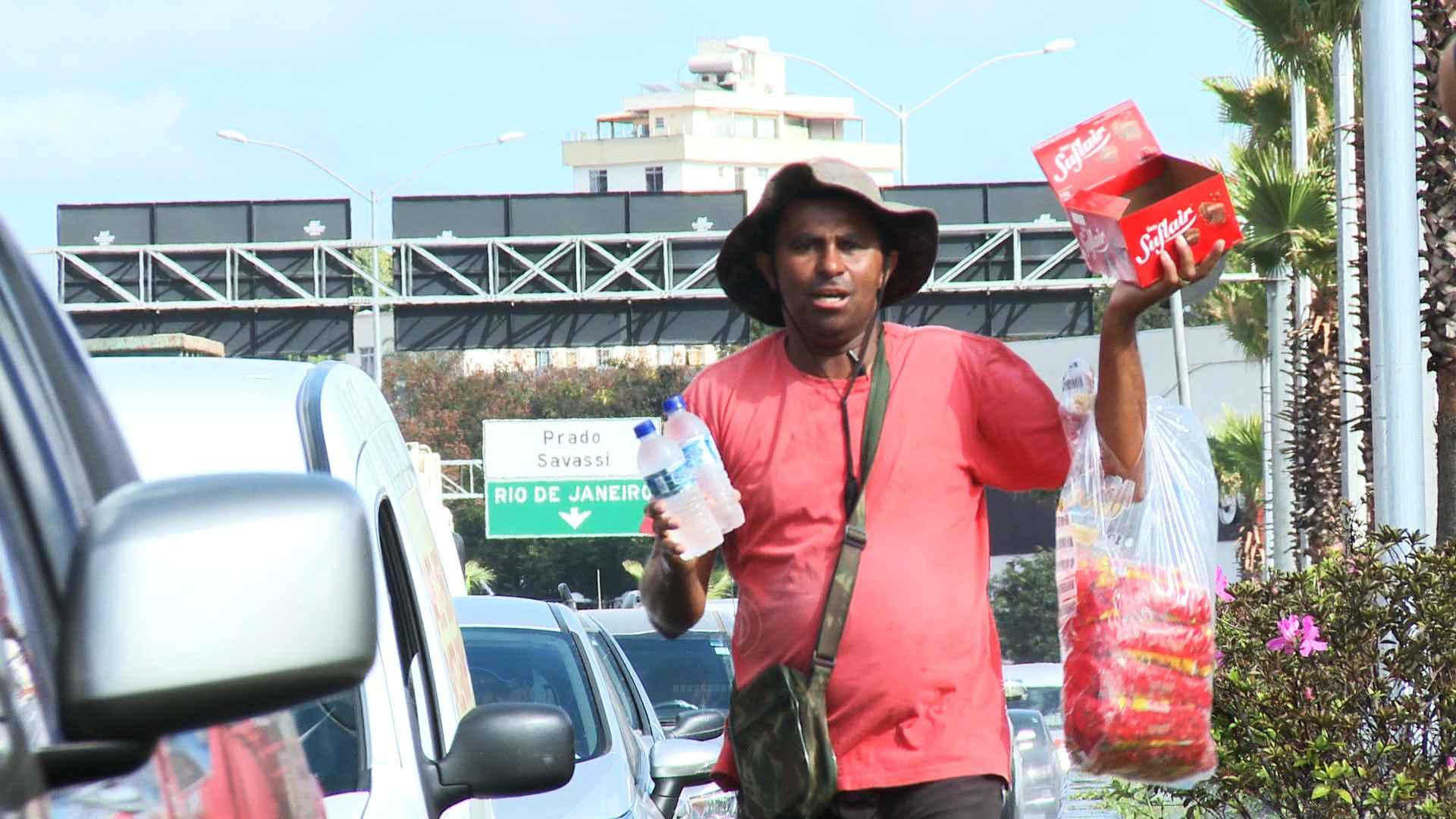 Vendedores ambulantes da capital inspiram mostra
