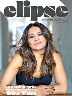 Capa da 1ª edição da revista Elipse