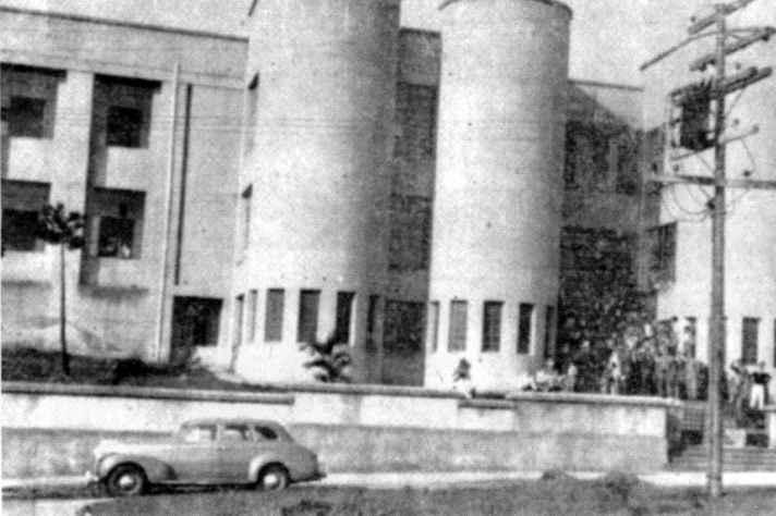 Uma das sedes da Fafich deu lugar ao Colégio Marconi