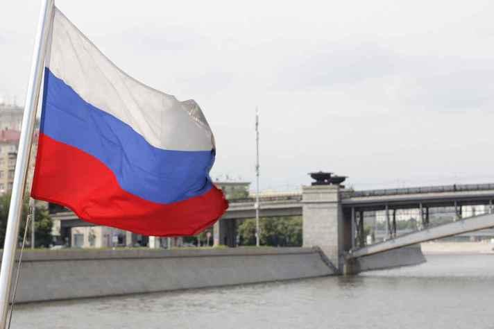 Bandeira russa tem inspiração holandesa