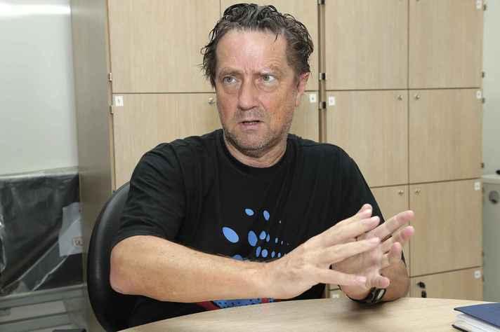 Jeroen van de Graaf: sistema é uma 'caixa-preta'