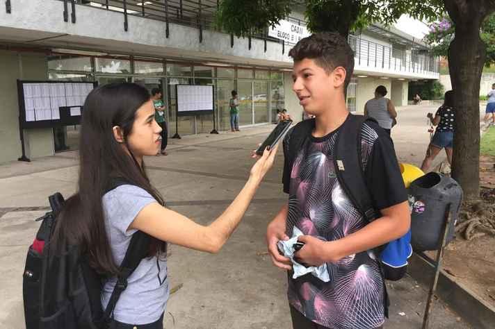 Entrevista para a UFMG Educativa