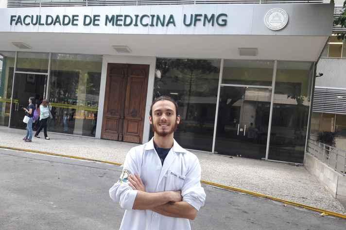 Renan Nabak: plataforma para facilitar a comunicação entre os ciclos básico e clínico