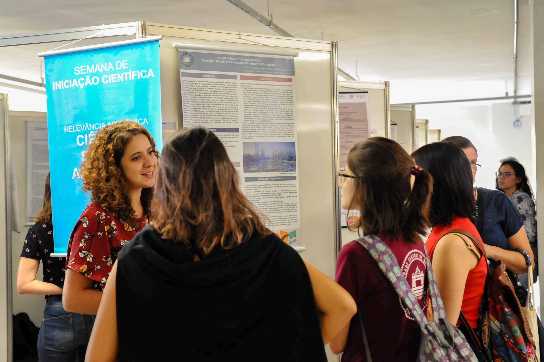 Mais de 2 mil trabalhos de iniciação científica foram apresentados e concorrem à premiação desta sexta