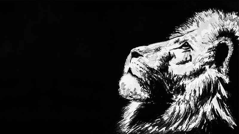 Pinturas e desenhos do artista tratam das fortes emoções causadas pela possibilidade da loucura