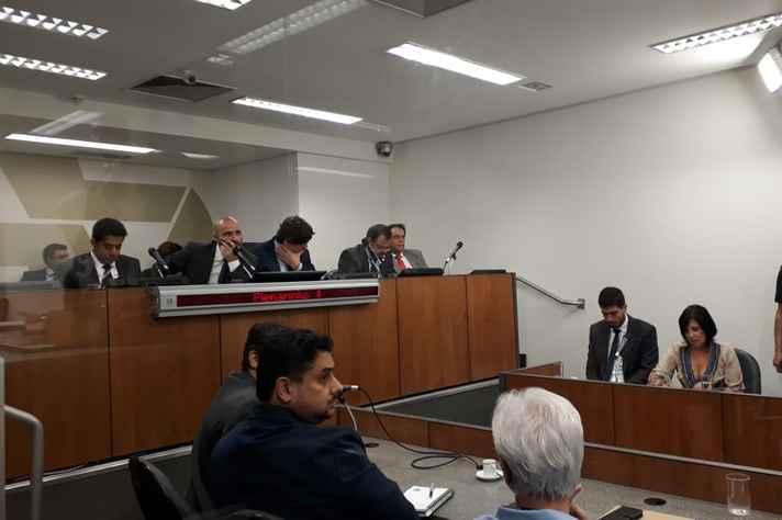 CPI de Brumadinho ouve auditores do trabalho