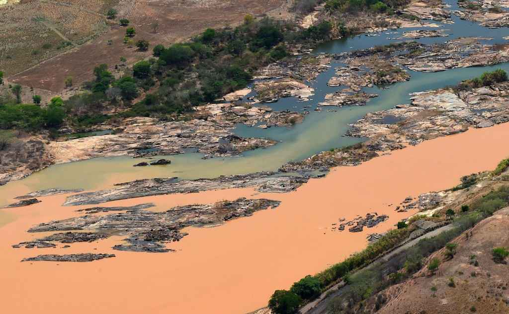 Rio Doce, em Resplendor (ES): desastre de Mariana provocou danos ambientais graves