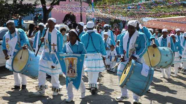 O mestre da Guarda de Congo nos festejos do Reinado de Nossa Senhora do Rosário, José Bonifácio da Luz (Bengala), será um dos responsáveis pela condução da aula