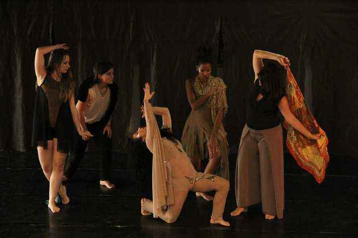 Seminário Internacional Concepções Contemporâneas em Dança, em 2018, foi contemplado pelo Paie