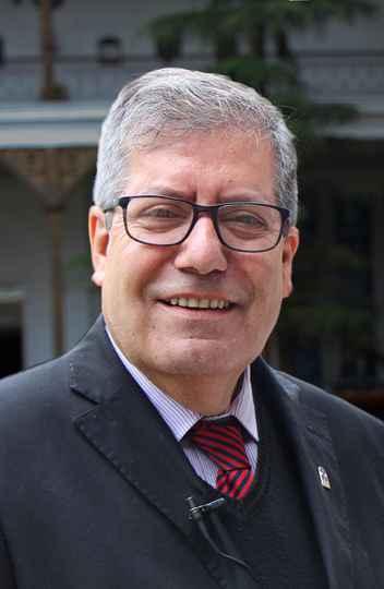 Patricio Sanhueza Vivanco, reitor da Universidad de Playa Ancha, será o vice-presidente na gestão da reitora da UFMG