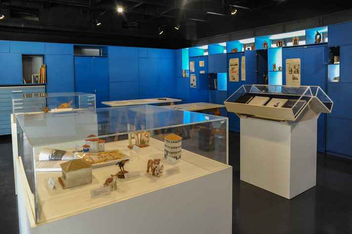 Exposição reúne objetos