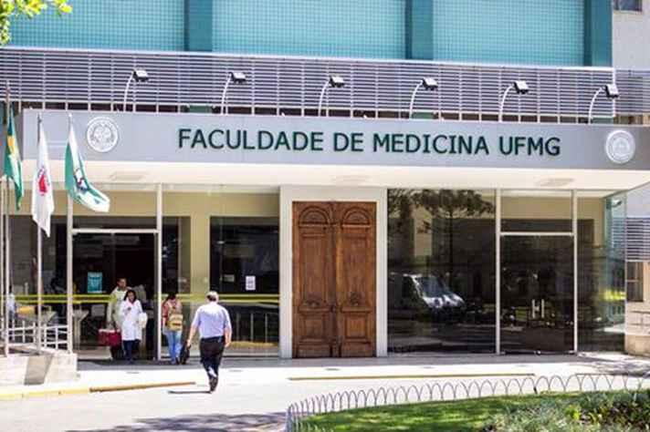 Prédio da Faculdade de Medicina, que sediará o evento