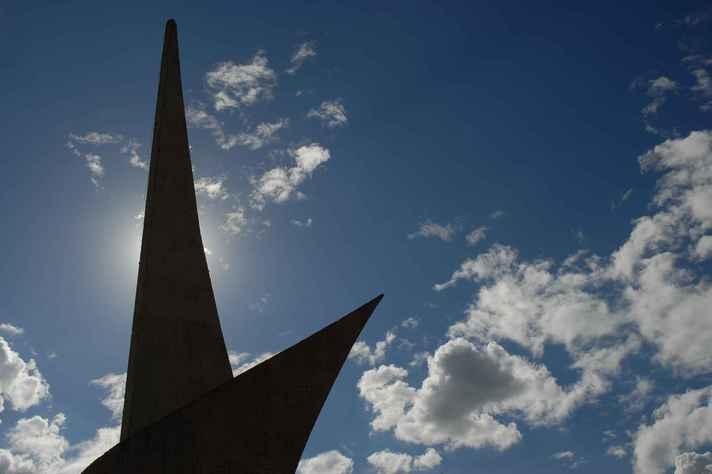 'Monumento ao Aleijadinho' no campus Pampulha