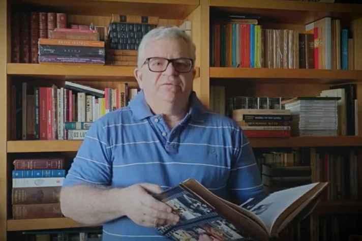 Luiz Nazario destaca as dificuldades sofridas por cineastas antigamente