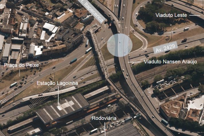 Viadutos do Complexo da Lagoinha