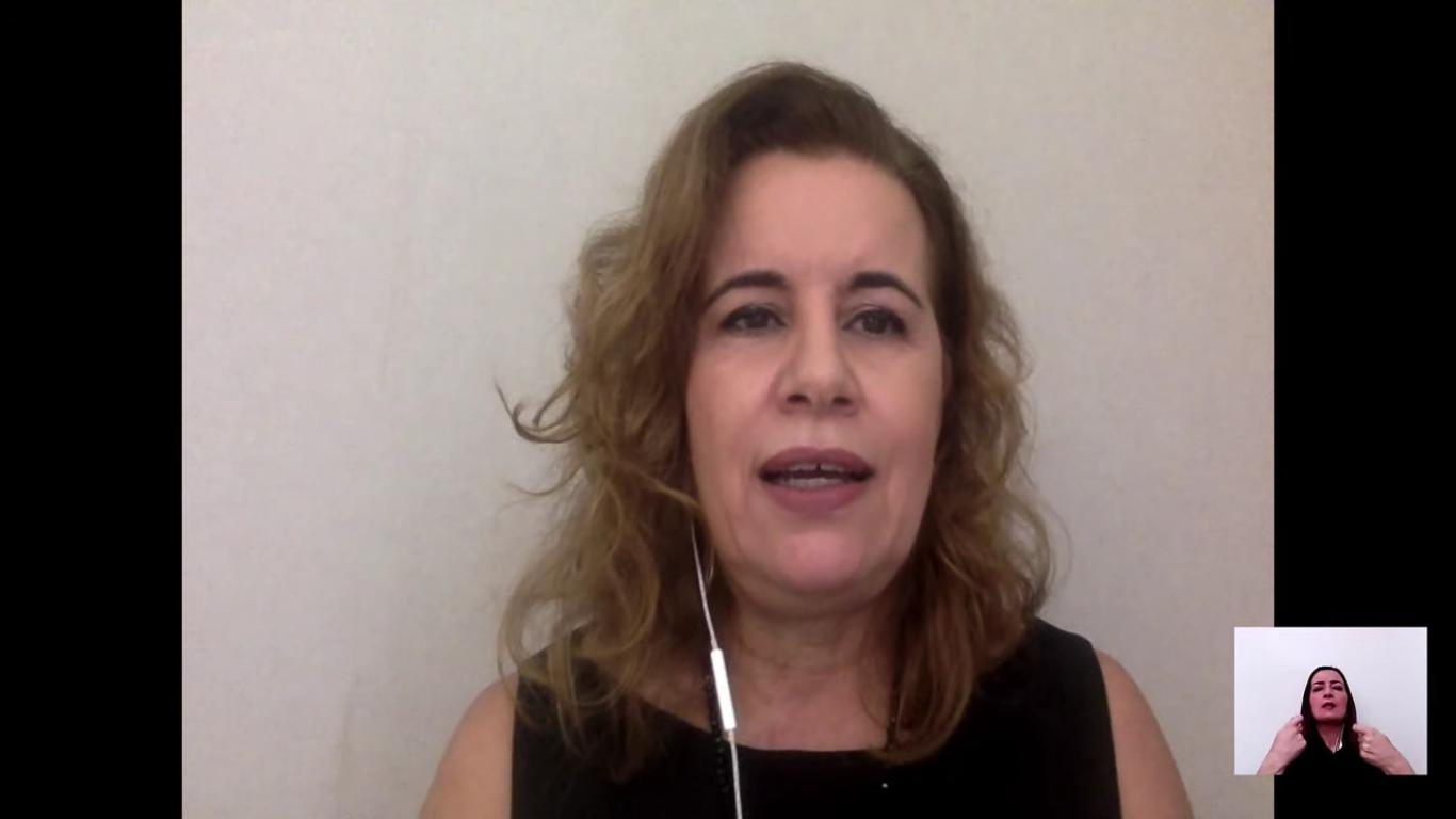 Para la decana de la UFMG, Sandra Regina Goulart Almeida, la cultura debe ser considerada como una política de Estado