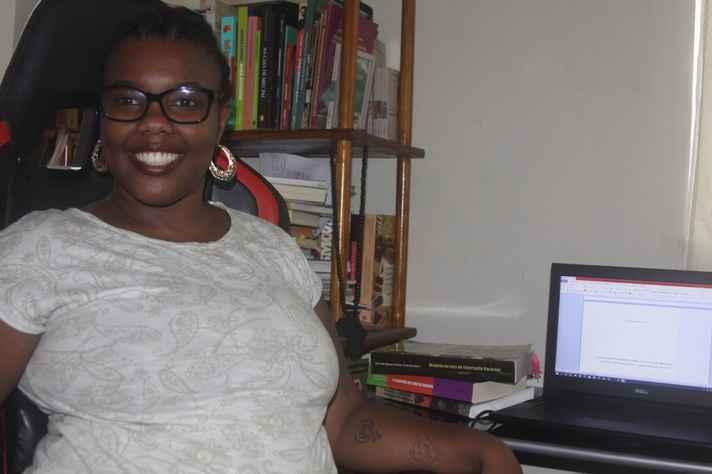 Jacqueline Maia pesquisou a luta por emancipação da mulher em Moçambique