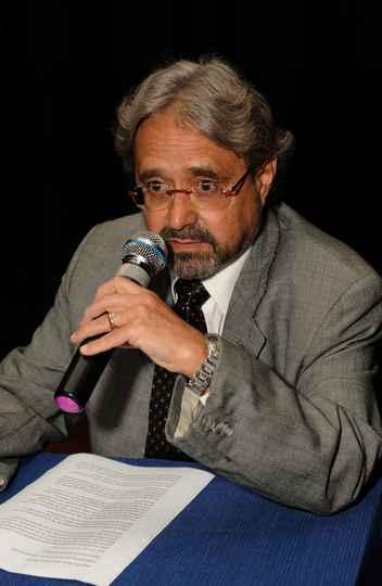 Evandro Lemos da Cunha, decano da Congregação da Escola de Belas-Artes