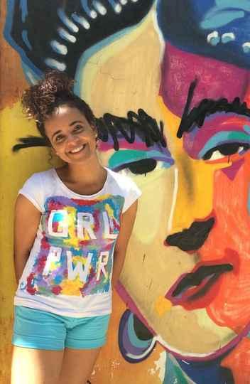 Luisa Nonato é vinculada ao Observatório da Juventude