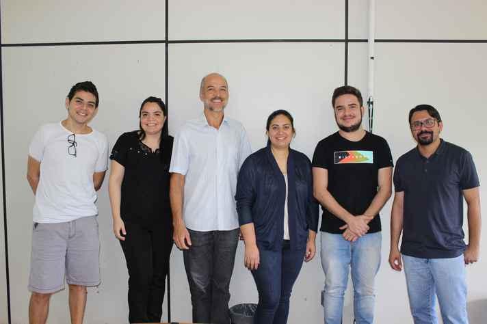 Equipes da UNA e da UFMG compartilharam informações