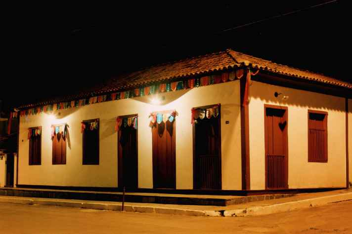 Museu Casa de Guimarães Rosa, em Cordisburgo: evento é iniciativa do Instituto de Geociências