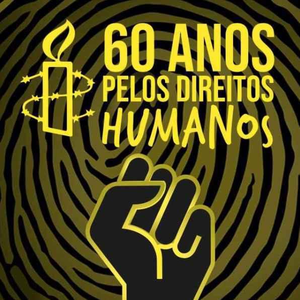 Anistia Internacional conta com mais de 10 milhões de pessoas e realiza ações e campanhas pelo reconhecimento mundial dos direitos humanos