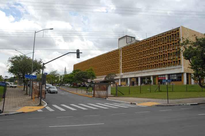 Entrada do campus pela Avenida Antonio Abrahão Caram será fechada às 15h desta terça-feira