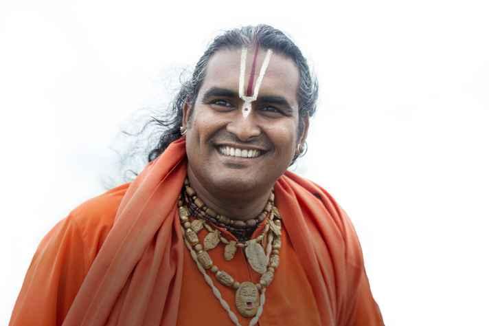 Paramahamsa Sri Swami Vishwananda: 'Amor divino'